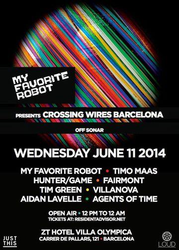 2014-06-11 - My Favorite Robot Crossing Wires Barcelona, ZT Hotel Villa Olimpica, Sonar.jpg