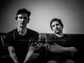 2014-10-24 - Survey - Big Up Podcast 91.jpg