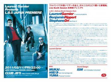 2011-02-11 - Laurent Garnier @ Club JB's.jpg