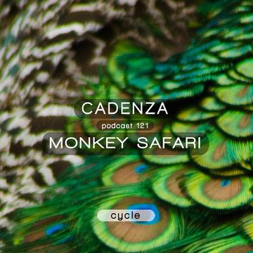 2014-06-18 - Monkey Safari - Cadenza Podcast 121 - Cycle.jpg