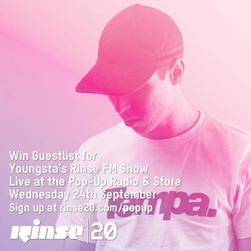 2014-09-24 - Youngsta @ Rinse 20, Pop Up Radio & Store.jpg