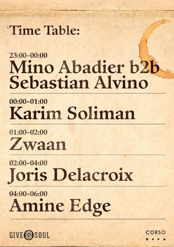 2013-02-28 - Give Soul Presents Dondernacht, Off Corso, Timetable.jpg