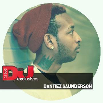 2014-12-03 - Dantiez Saunderson - DJ Weekly Podcast.jpg