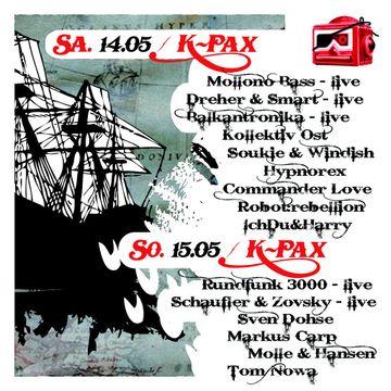 2011-05-1X - 3000° & Klangkost, K-Pax -2.jpg