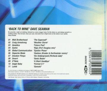 1999-05-31 - Dave Seaman - Back To Mine -2.jpg