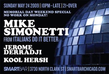 2009-05-24 - Mike Simonetti, Jerome Derradji, Kool Hersh @ Smart Bar, Chicago.jpg