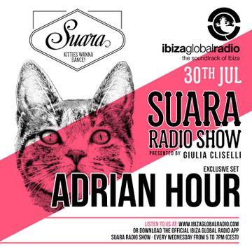 2014-07-30 - Adrian Hour - Suara Radio Show, Ibiza Global Radio.jpg