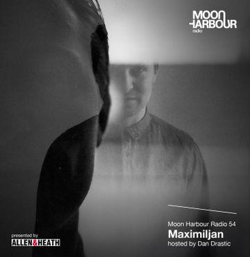 2014-10-20 - Dan Drastic, Maximiljan - Moon Harbour Radio 54.jpg