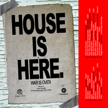 2008-06 - The Revenge - House Is Here (War Is Over) Mix.jpg