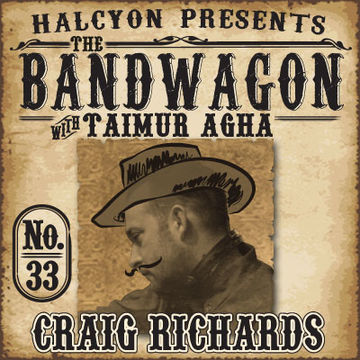 2011-01-18 - Craig Richards - The Bandwagon Podcast 033.jpg