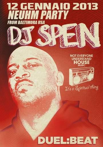 2013-01-12 - DJ Spen @ Neuhm Party, Duel Beat -1.jpg