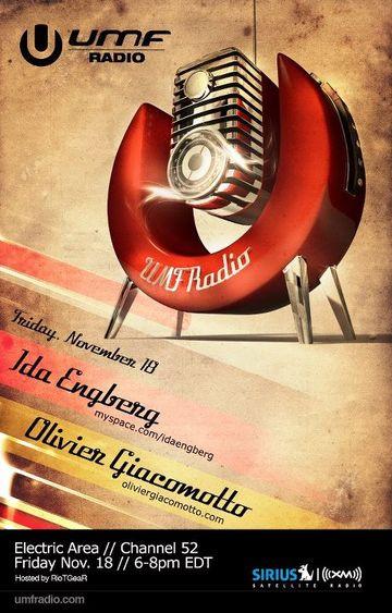 2011-11-18 - Ida Engberg, Olivier Giacomotto - UMF Radio.jpg