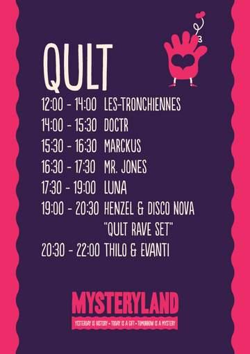 2012-08-25 - Mysteryland, Qult, Timetable.jpg