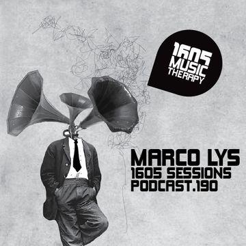 2014-11-28 - Marco Lys - 1605 Podcast 190.jpg
