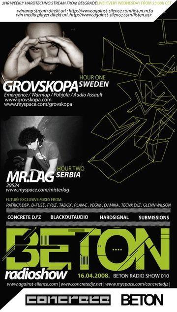 2008-04-16 - Grovskopa, Mr. Lag - Beton Radioshow 010.jpg