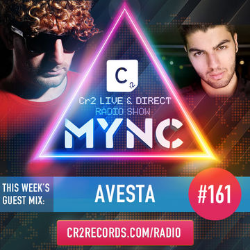 2014-04-21 - MYNC, Avesta - Cr2 Live & Direct Radio Show 161.jpg