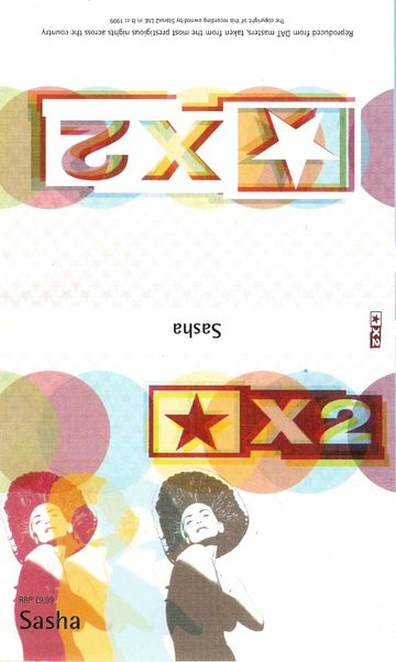 1999 - Sasha - Stars X2 Mix -Recorded In December 1998-.jpg