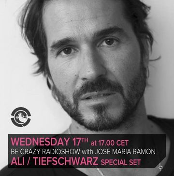 2013-07-17 - Ali Schwarz - Be Crazy Ibiza Radio Show, Ibiza Global Radio.jpg