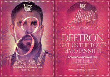 2014-01-05 - 3 Years Nice To Be, Duel Beat.jpg