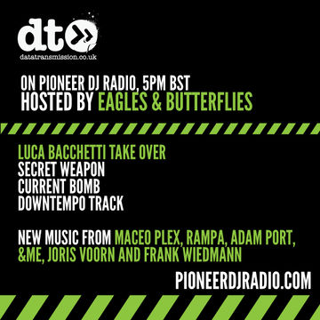 2014-11-21 - Eagles & Butterflies, Luca Bacchetti - Data Transmission Radio 037, Pioneer DJ Radio.jpg