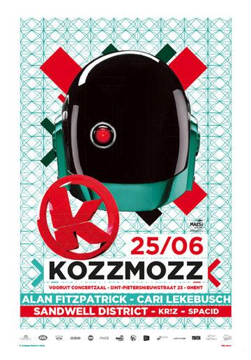 2011-06-25 - Kozzmozz, Vooruit -3.jpg