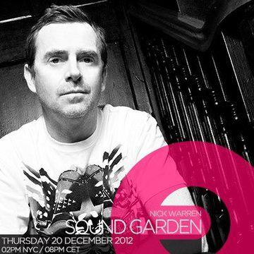2012-12-20 - Nick Warren - Sound Garden 014, Frisky Radio.jpg