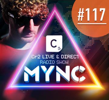 2013-06-17 - MYNC, Harry 'Choo Choo' Romero - Cr2 Live & Direct Radio Show 117.png
