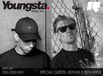 2014-07-28 - Asylum, Ben Verse - Rinse FM.jpg