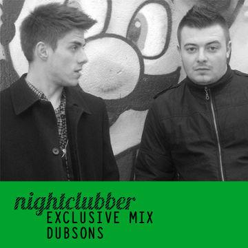 2011-11-25 - Dubsons - Nightclubber.ro Exclusive Mix.jpg