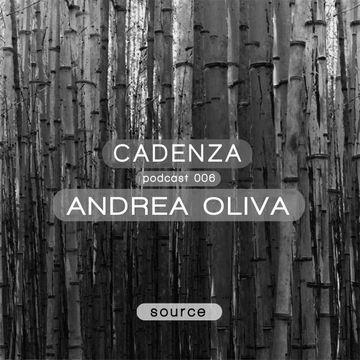2012-02-09 - Andrea Oliva - Cadenza Podcast 006 - Source.jpg