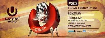 2013-02-01 - Showtek, RioTGeaR - UMF Radio -1.jpg
