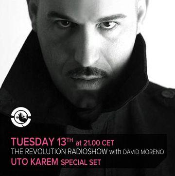 2013-08-13 - Uto Karem - The Revolotion Radio Show, Ibiza Global Radio.jpg