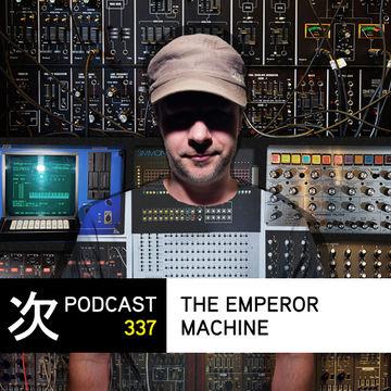 2014-06-10 - The Emperor Machine - Tsugi Podcast 337.jpg