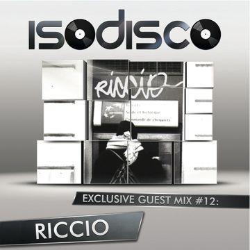 2011-11-01 - Riccio - Isodisco Mix 12.jpg