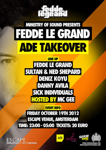 2012-10-19 - Fedde Le Grand @ ADE Takeover, Escape, ADE -2.jpg