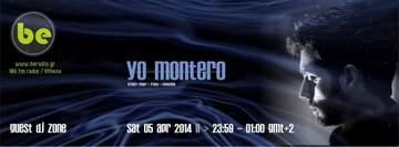 2014-04-05 - Yo Montero - DJ Zone, Be Radio.jpg