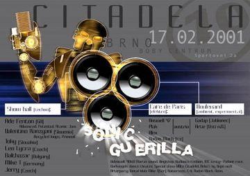 2001-02-17 - Citadela - Sonic Guerilla, Bobycentrum.jpg