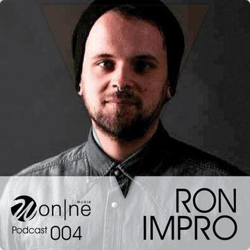 2014-01-26 - Ron Impro - WONNEmusik Podcast 004.jpg