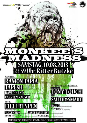 2013-08-10 - Monkee's Madness, Ritter Butzke.png