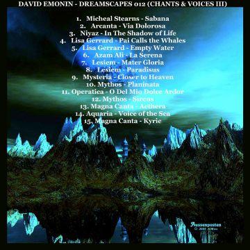 2006-04 - David Emonin - Dreamscapes 012 (Chants & Voices III).jpg