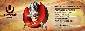 2012-11-16 - Christian Smith, Paul Thomas - UMF Radio -1.jpg