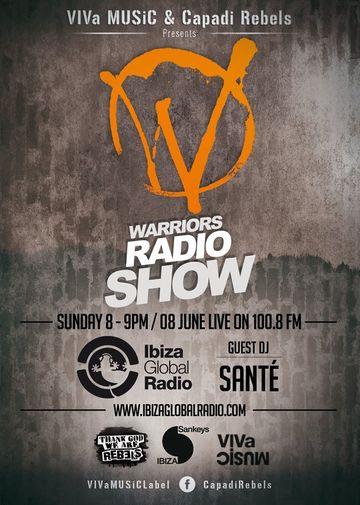 2014-06-08 - Santé - VIVa WaRRIORS, Ibiza Global Radio.jpg