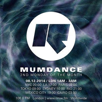 2014-12-08 - Mumdance - Rinse FM.jpg