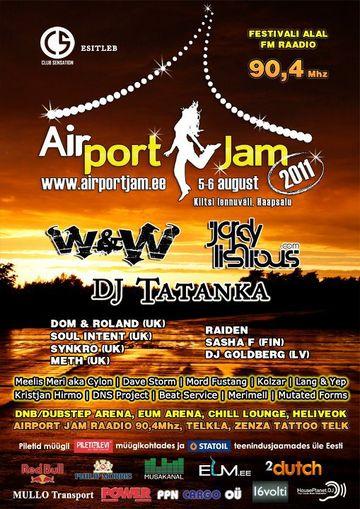 2011-08-0X - Airport Jam.jpg