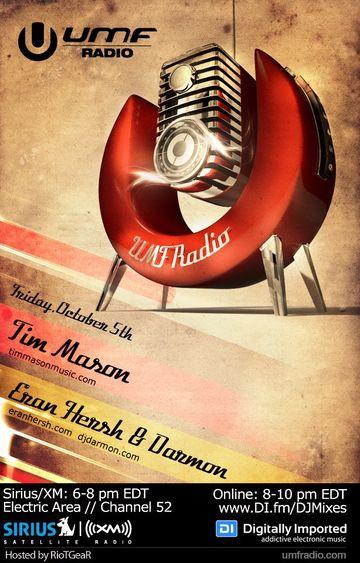 2012-10-05 - Tim Mason, Eran Hersh & Darmon - UMF Radio -2.jpg