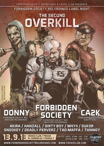 2013-09-13 - Forbidden Society Recordings Label Night - The Second Overkill, Cross Club.jpg