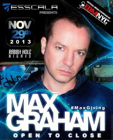 2013-11-29 - Max Graham @ Slake.jpg