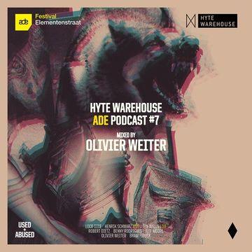 2014-10-09 - Olivier Weiter - HYTE Warehouse ADE Podcast 07.jpg