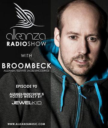 2013-09-13 - Broombeck - Alleanza Radio Show 90, Ibiza Global Radio.jpg
