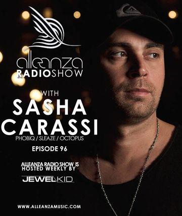 2013-10-25 - Sasha Carassi - Alleanza Radio Show 96.jpg